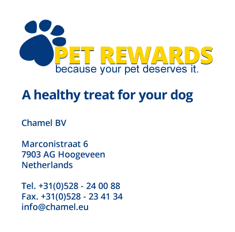Pet Rewards - Because your pet deserves it